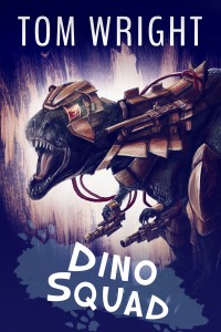 Dino Squad book cover