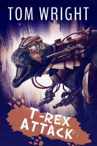 T-Rex Attack book cover