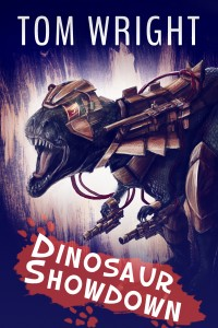 Dinosaur Showdown book cover