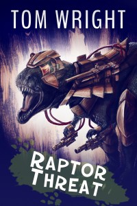 Raptor Threat book cover